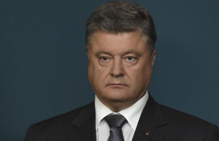 Порошенко отреагировал на заявление Путина