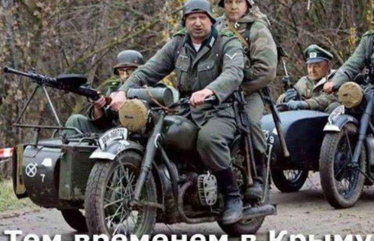 "Как крымчане-ватники смешно благодарят ""власти"" за спасение от укропов"