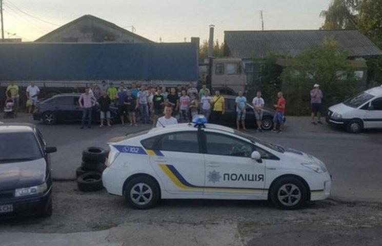 """Вінницькі активісти влаштували експеримент над """"копами"""""""
