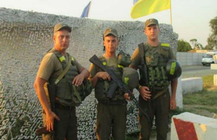 Полтавські Нацгвардійці поблизу Маріуполя затримали спільницю бойовиків ДНР