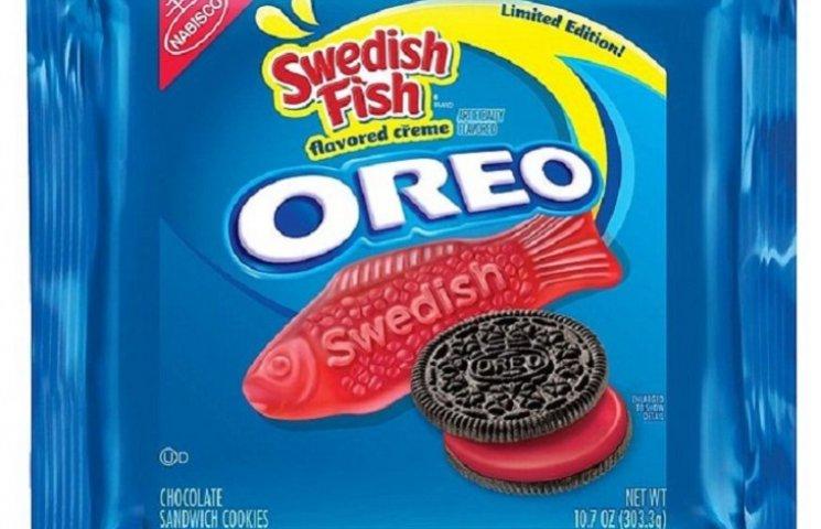 Печиво Oreo зі смаком шведської риби прикро вразило гурманів