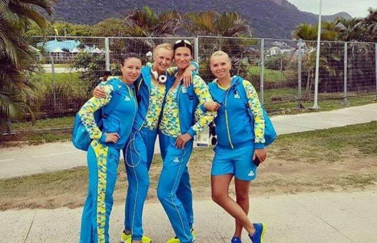 Миколаївська веслувальниця у складі збірної не дотяглась до медалі на Ріо