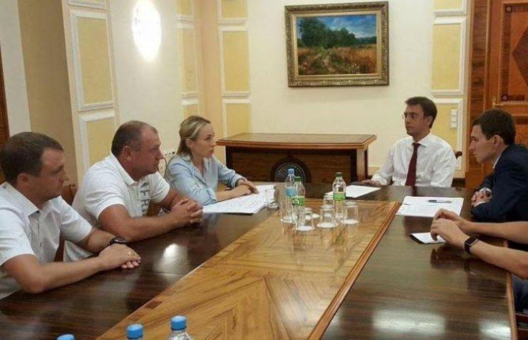 """Омелян пообіцяв особисто проінспектувати ремонт траси """"Дніпро - Миколаїв"""""""