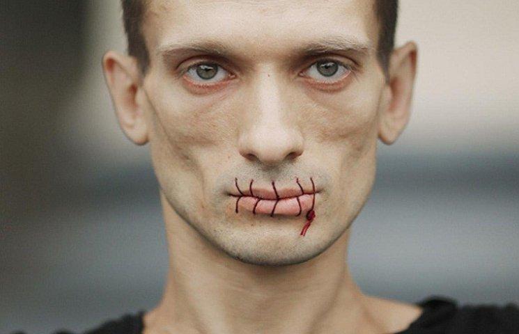 В Одесі на зустрічі зі скандальним художником Павленським виникла бійка