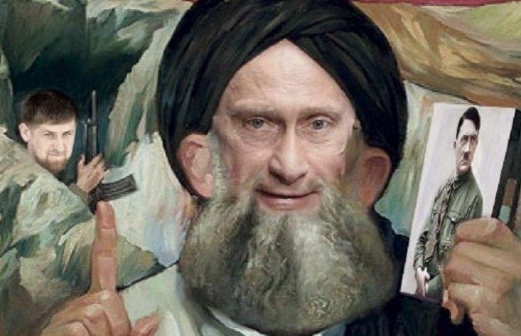 """""""Ми переходимо до великого джихаду"""" - влада не помічає головної лінії атаки Путіна"""
