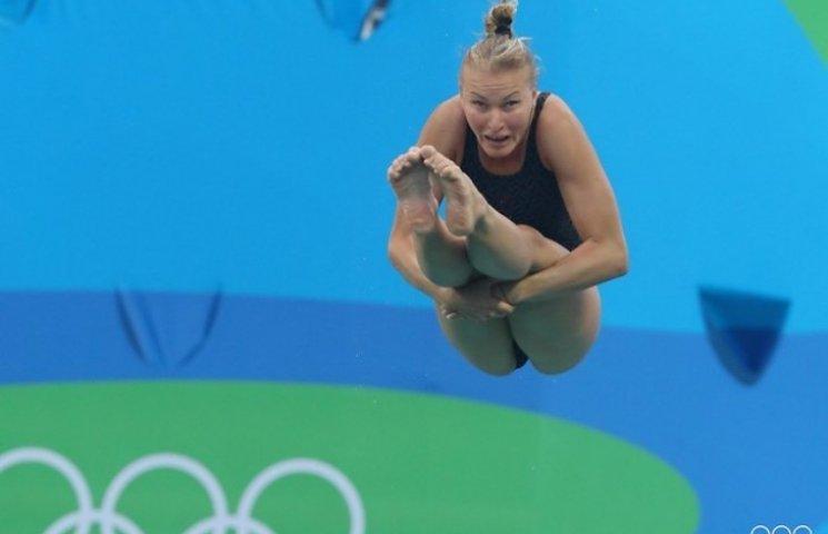Миколаївська стрибунка у воду вийшла у півфінал Олімпіади