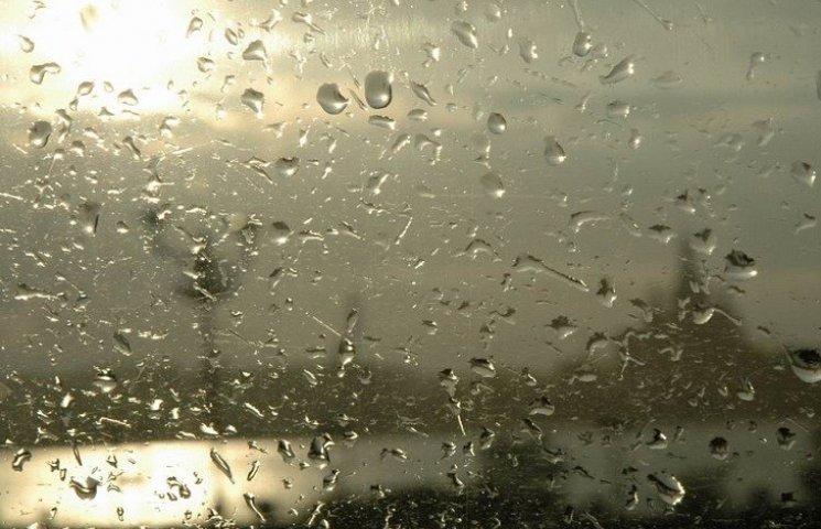 У Харкові весь день дощитиме