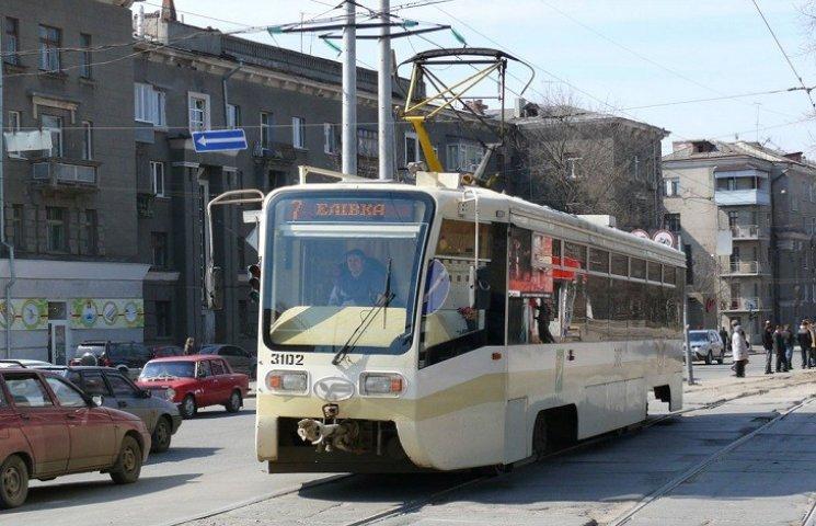 В Харькове за долги остановился городской транспорт