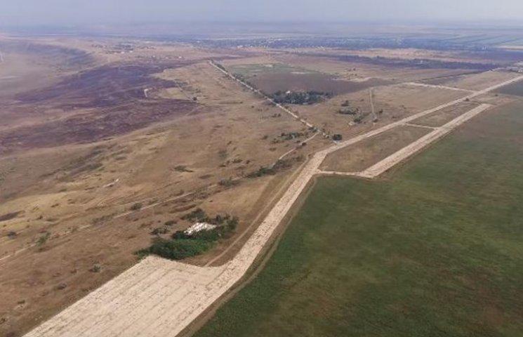 В окупованому Криму розібрали до каменя колись стратегічний Багеровський аеродром