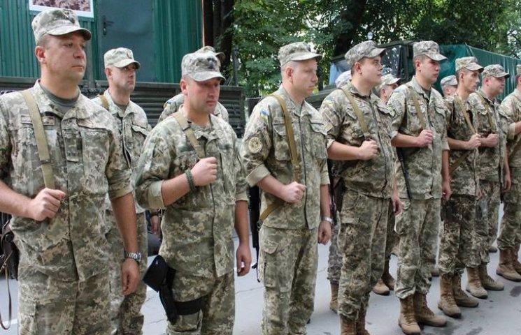Воины из Центра разминирования ВСУ отбыли на Восток
