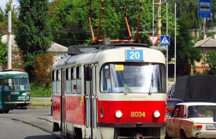 У Харкові відновили рух трамваїв