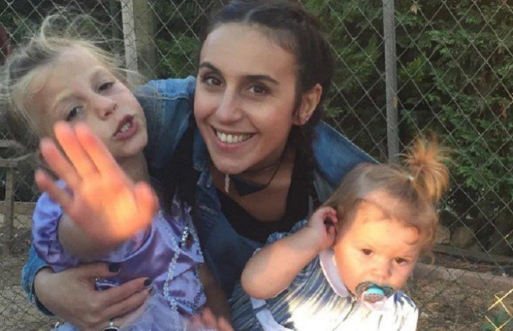Як Джамала розважається у Туреччині із племінницями