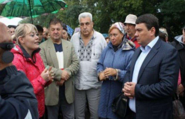 Керівники Полтавщини вирішили закрити свинокомплекс, на який п