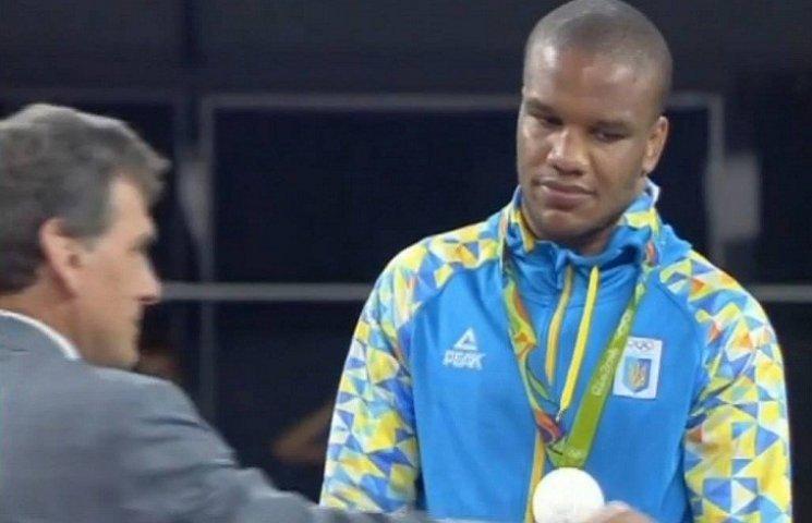 """Запоріжець """"подарував"""" золото Олімпіади росіянину"""