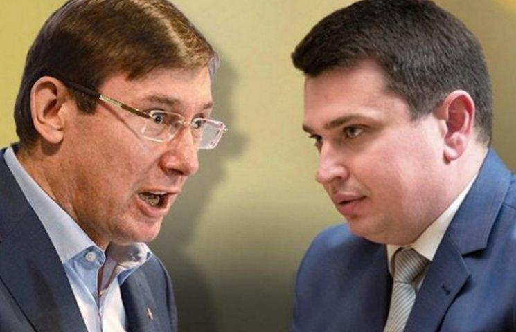 Куди заведуть Україну бійки між НАБУ та…