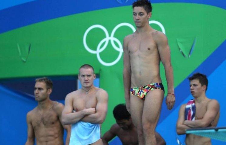 Ілля Кваша  пройшов у півфіналі Олімпійських ігор