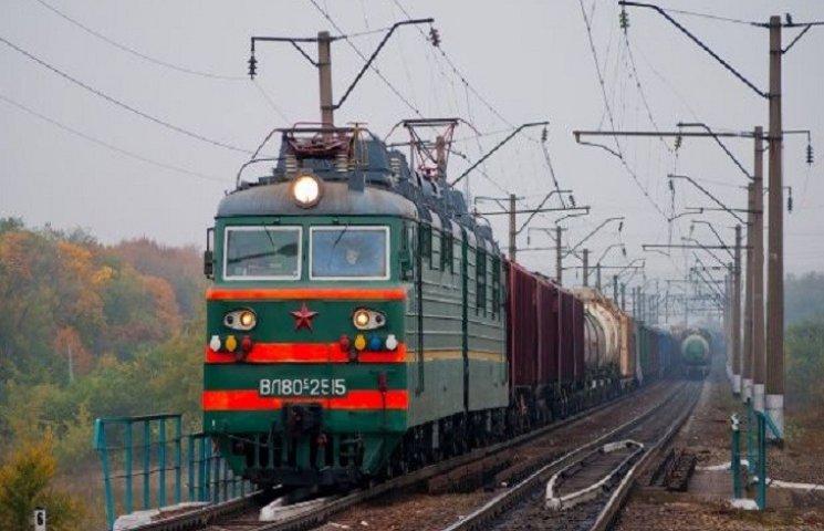 На Харківщині потяг на смерть збив дідуся