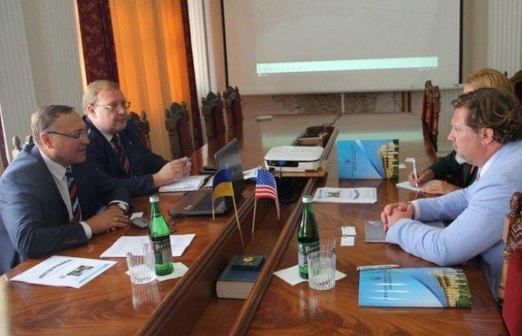 Американські бізнесмени приїдуть на Вінниччину в пошуках партнерів