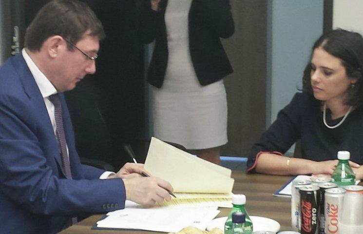 Луценко в Ізраїлі домовився про швидший розгляд запитів на злочинців