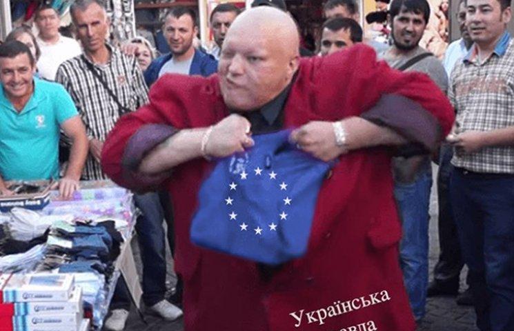 Что Лещенко должен сделать со своим диппаспортом (ФОТОЖАБЫ)