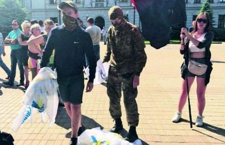 У міністра-втікача Клименка поскаржились в ОБСЄ, що у Вінниці не хочуть їхнього форуму