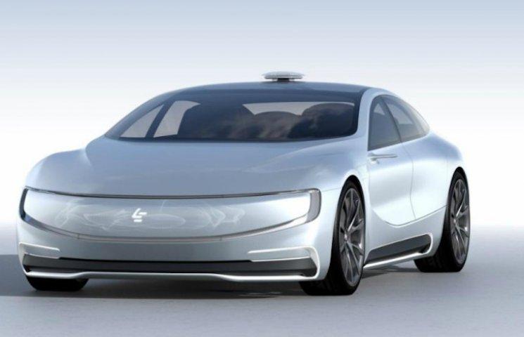 Заявка на перемогу: Китайці створюють конкурента Tesla