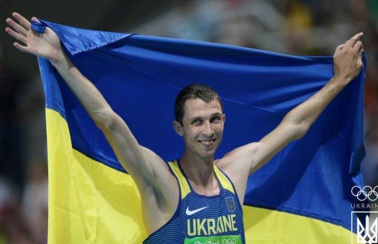Харківській легкоатлет завоював бронзу на Олімпіаді