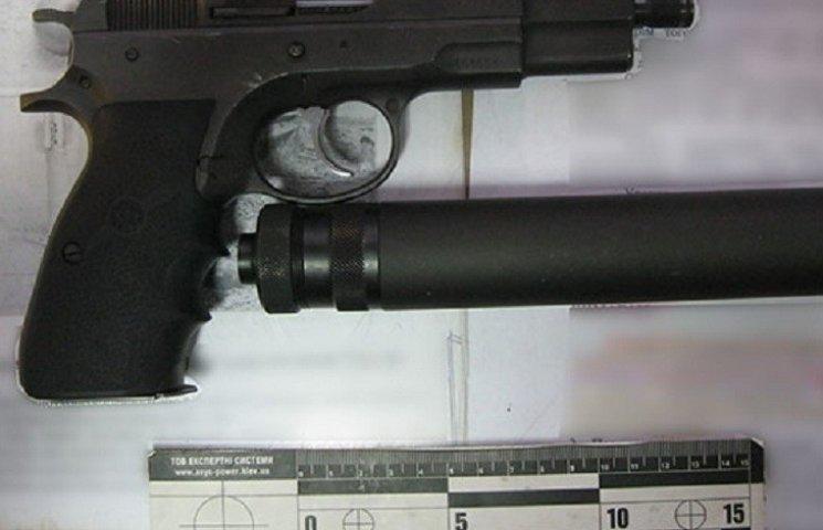 На блокпосту затримали харків'янина, який віз зброю з Києва