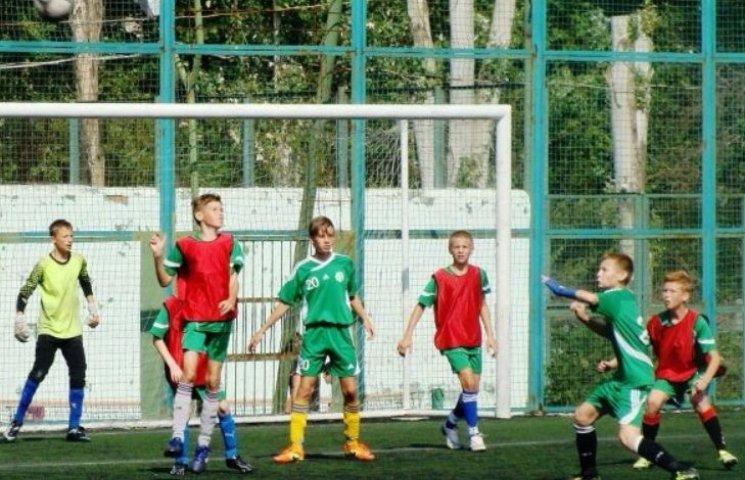 Юні миколаївські футболісти змагатимуться на турнірі до Дня Незалежності