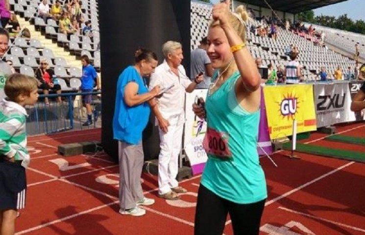 Первый заместитель председателя Харьковской ОГА пробежит марафон