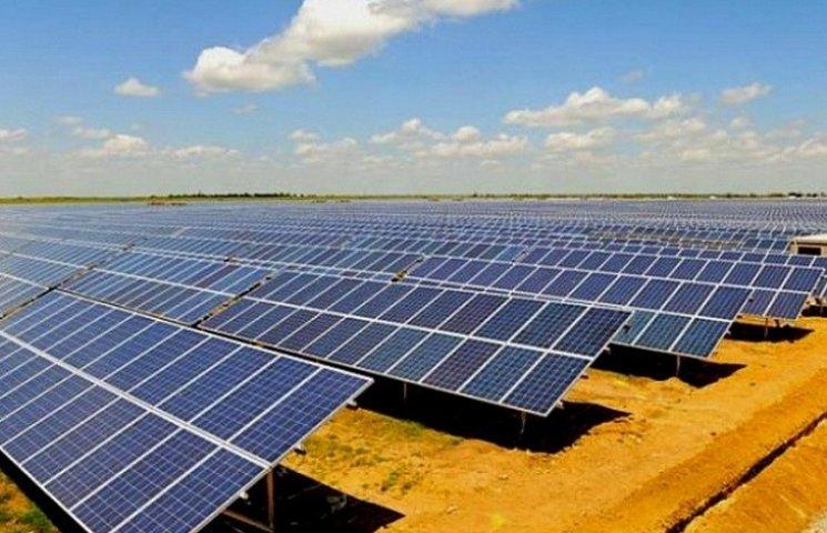 На Вінниччині побудують потужну сонячну електростанцію за €7 мільйонів