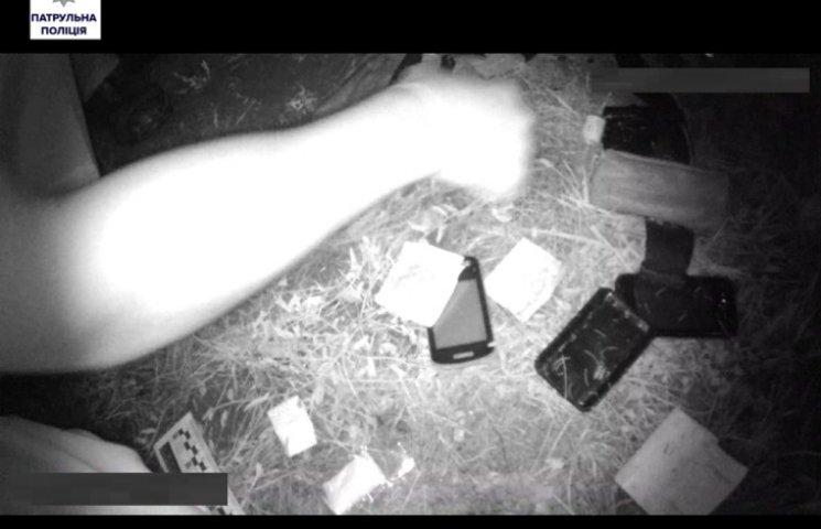 У Миколаєві у порушника ПДР знайшли наркотики