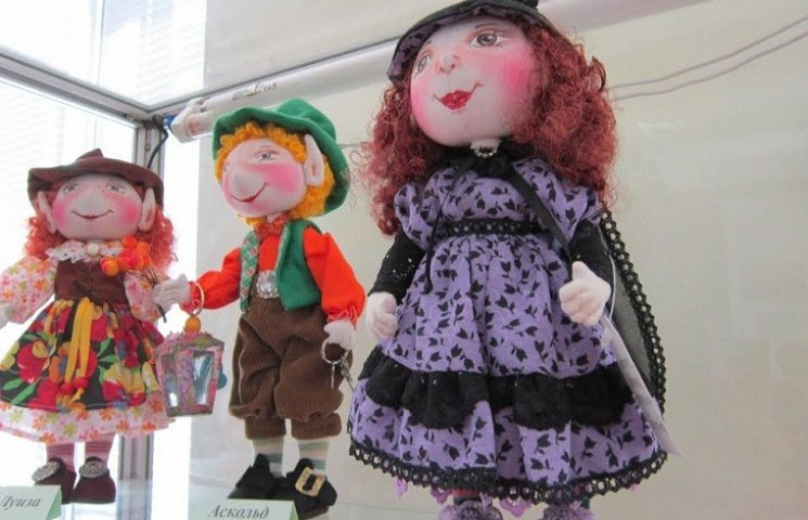 Запорізька майстриня робить ляльок, які їй наснилися