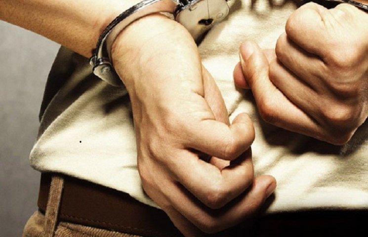 На Харківщині затримали злочинця, якого шукав Інтерпол