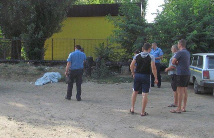 Труп, знайдений в Мелітополі, впізнали бомжі