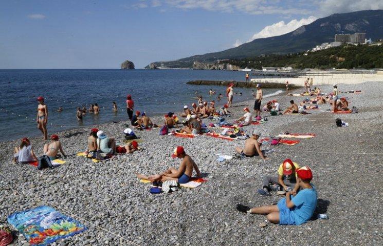 """Почему """"измена"""" о толпах украинских туристов в Крыму - это преувеличение"""