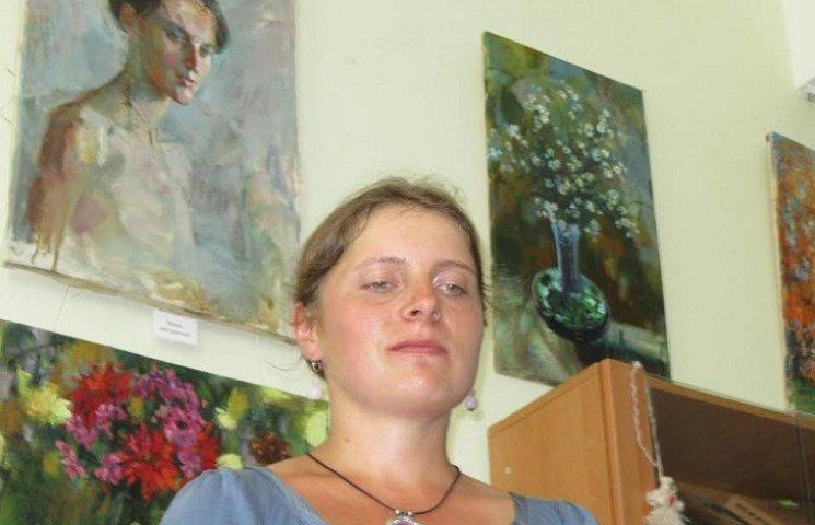 У Запоріжжі відкрилася перша виставка херсонської художниці, що оспівує степ