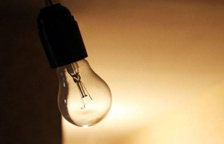 У Бердянську вимкнуть світло