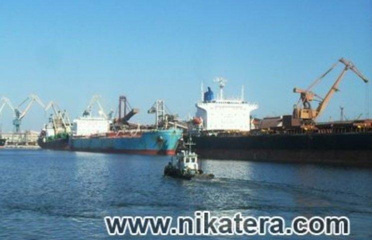 """""""Ніка-Тера"""" вже перевалила більше 1,7 млн тонн вантажів"""