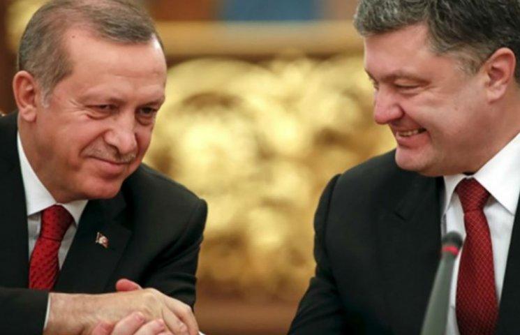 Ердоган пообіцяв не визнавати окупацію Криму і підтримувати кримських татар