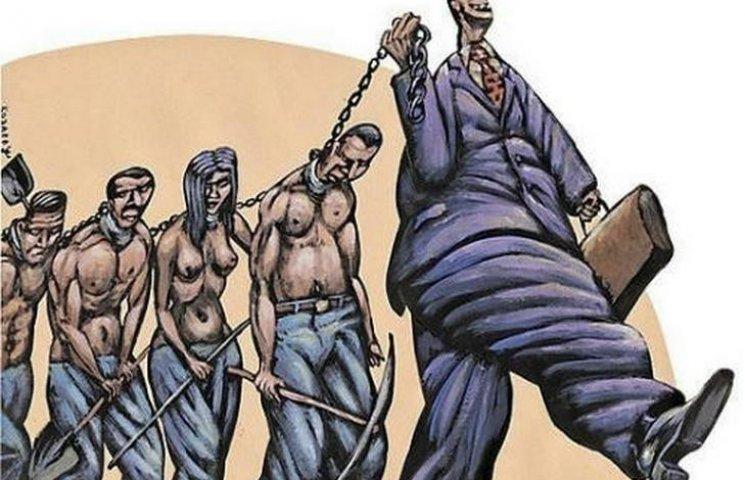 На Хмельниччині психічно хворих перетворили на рабів