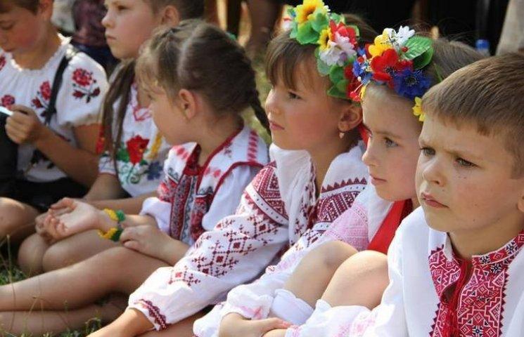 На Вінниччині відлунав грандіозний фестиваль вишиванок