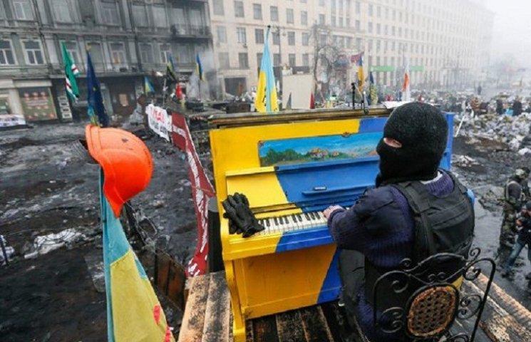 Найвідоміший піаніст Майдану привітає харків'ян з Днем незалежності