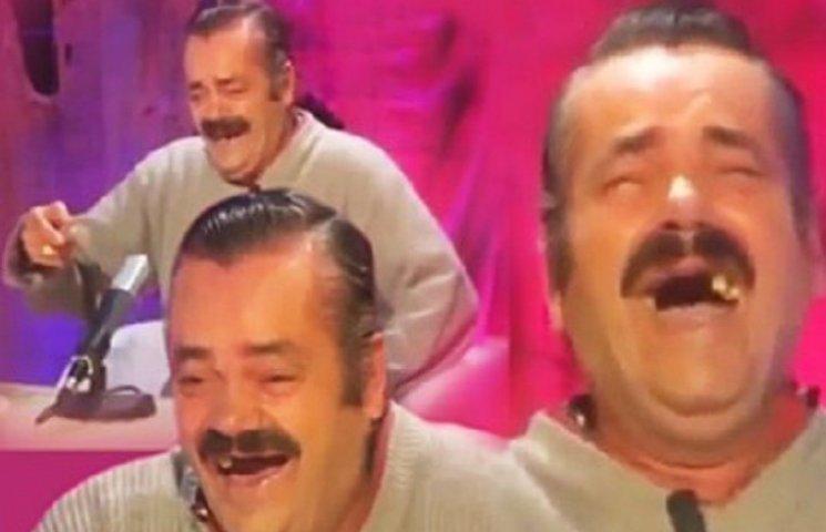 Іспанець-реготун та 20 пателень: найкумедніші відео та історія популярного мему (ВІДЕО 18+)