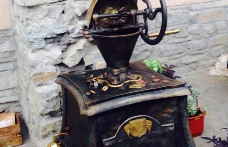 В Каменце отреставрировали кофемолку ХVII-ХVIIІ века