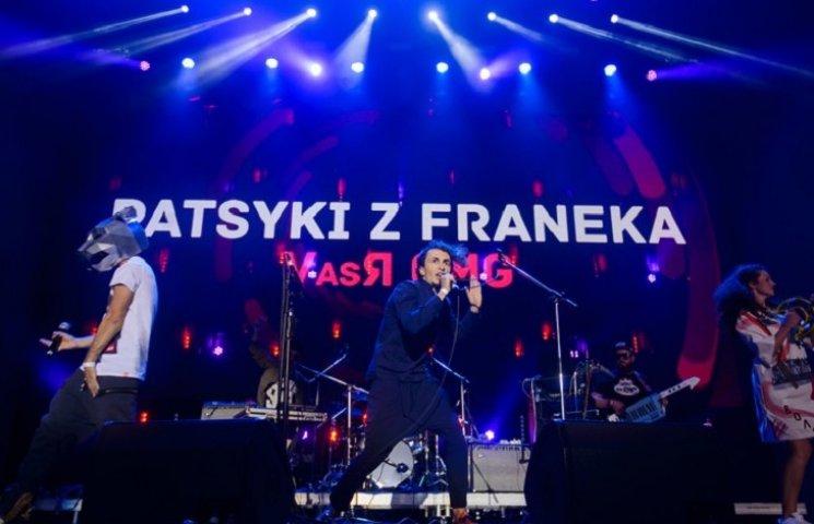 """PATSYKI Z FRANEKA перемогли у конкурсі каналу М2 - """"Хіт-конвеєр"""""""