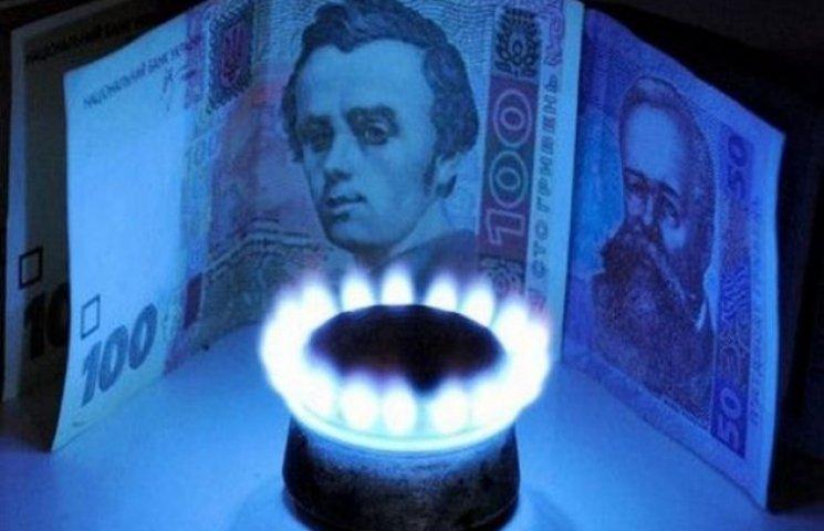 Жителі Хмельниччини боргують за газ майже 120 мільйонів