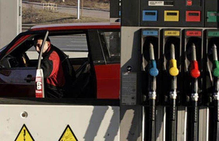 Ціни на бензин в Запріжжі станом на 23 серпня