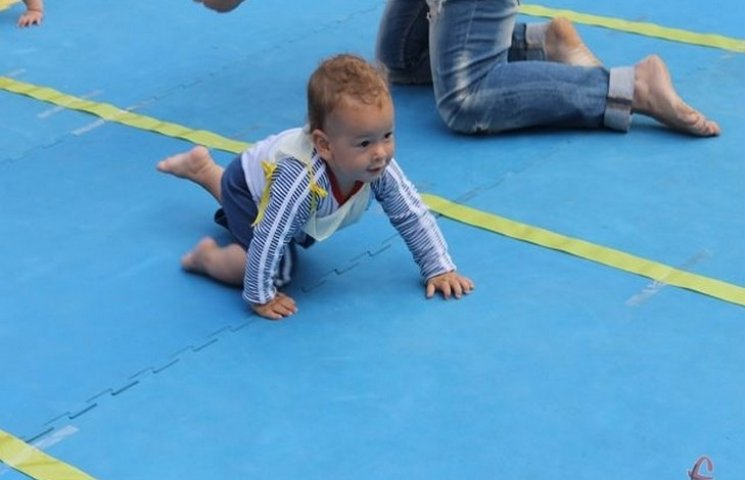 Малюкові перегони відбулися в Кам