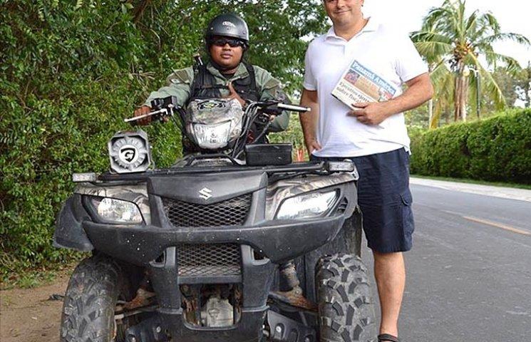 Чего стоит бояться панамскому курортнику Каськиву